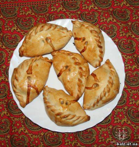 Пирожки караимские рецепт